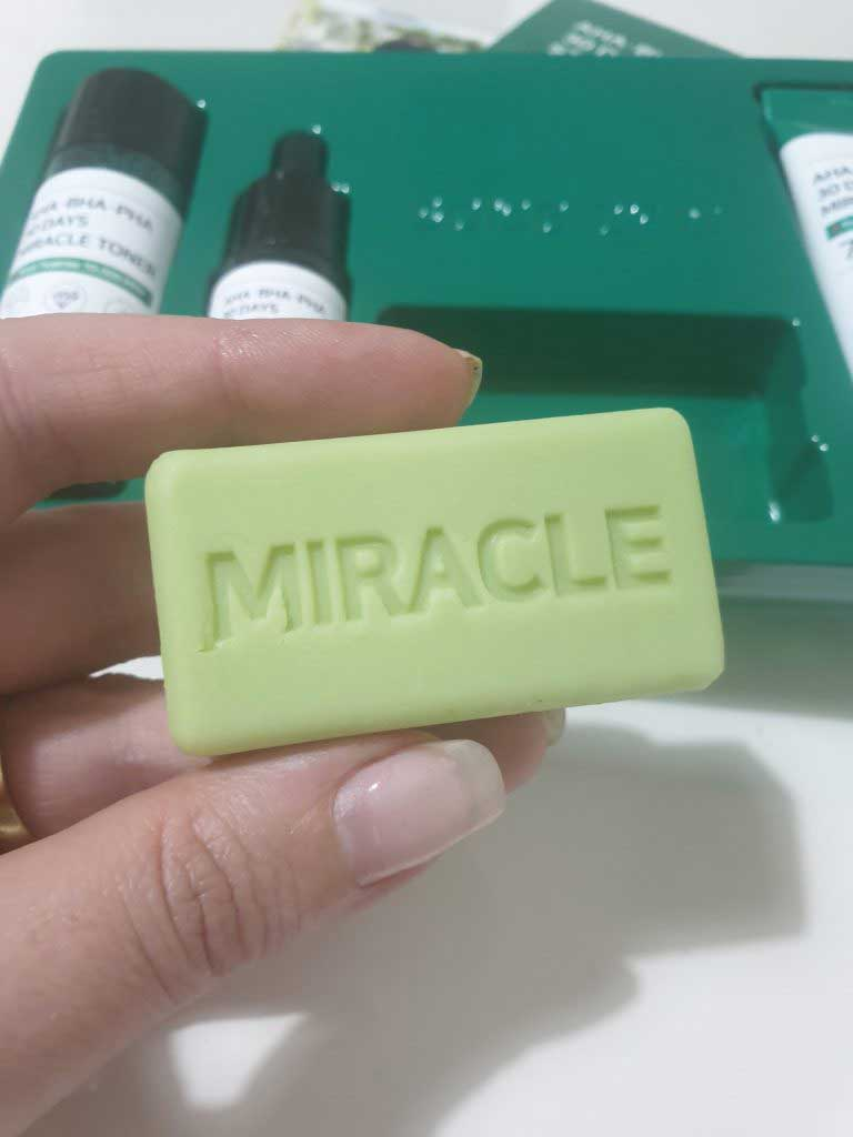Crema Miracle some by mi