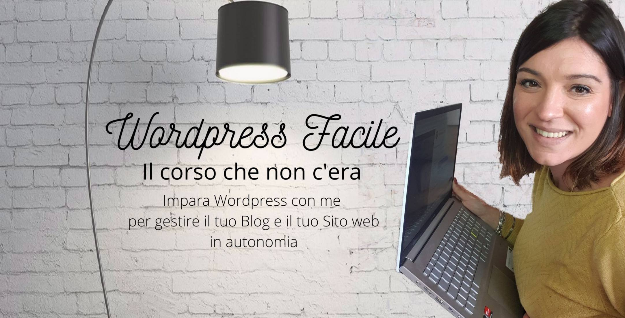 wordpress facile